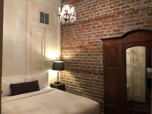 King & Queen Two Bedroom Suite with Bourbon Street Balcony Photo 3