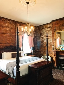 King & Queen Two Bedroom Suite with Private Bourbon St. Balcony Photo 1